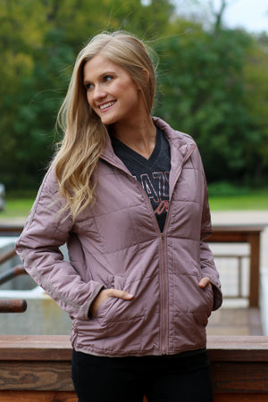 Paxton Quilted Jacket