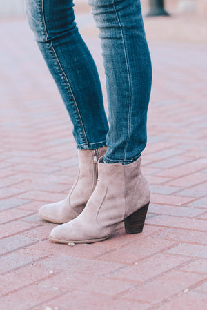 Take It In Stride Booties