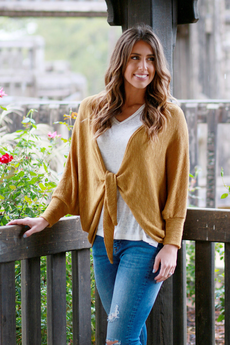 The Greeley Cardigan