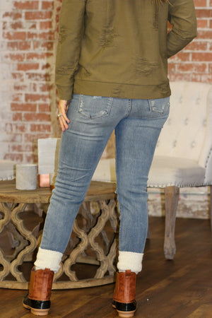The Rae Relaxed Skinny