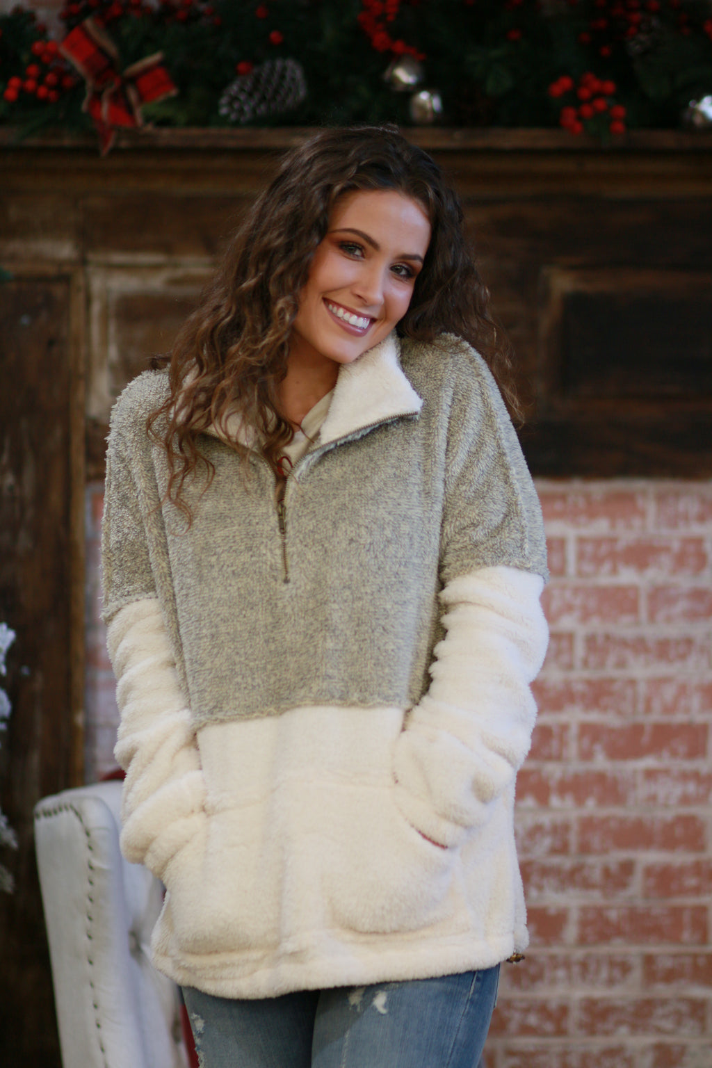 The Breckenridge Pullover