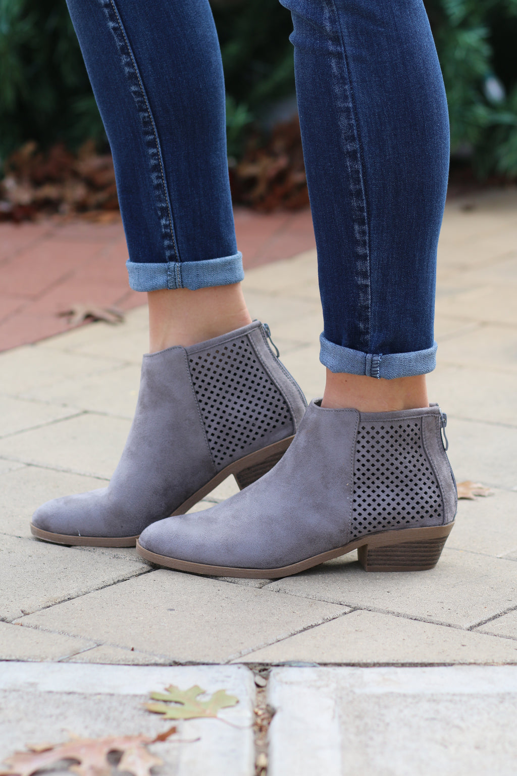 The Noelle Bootie