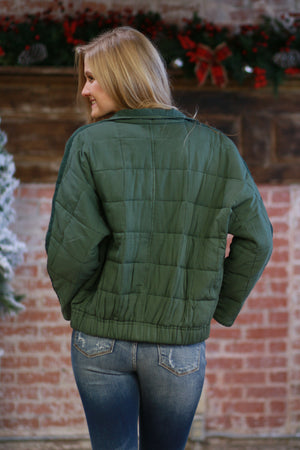 Bronx Quilted Jacket