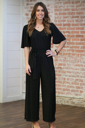 Holiday Happy Hour Jumpsuit