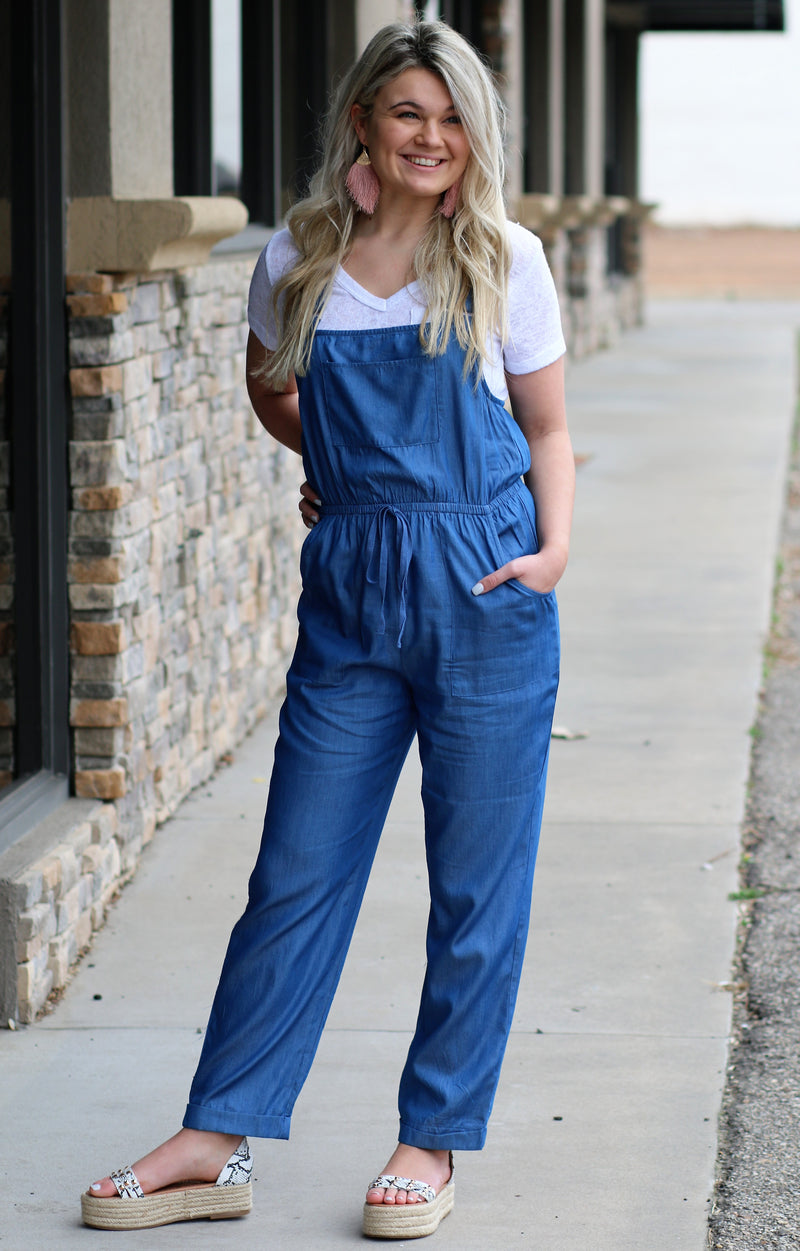 Over & Out Overalls