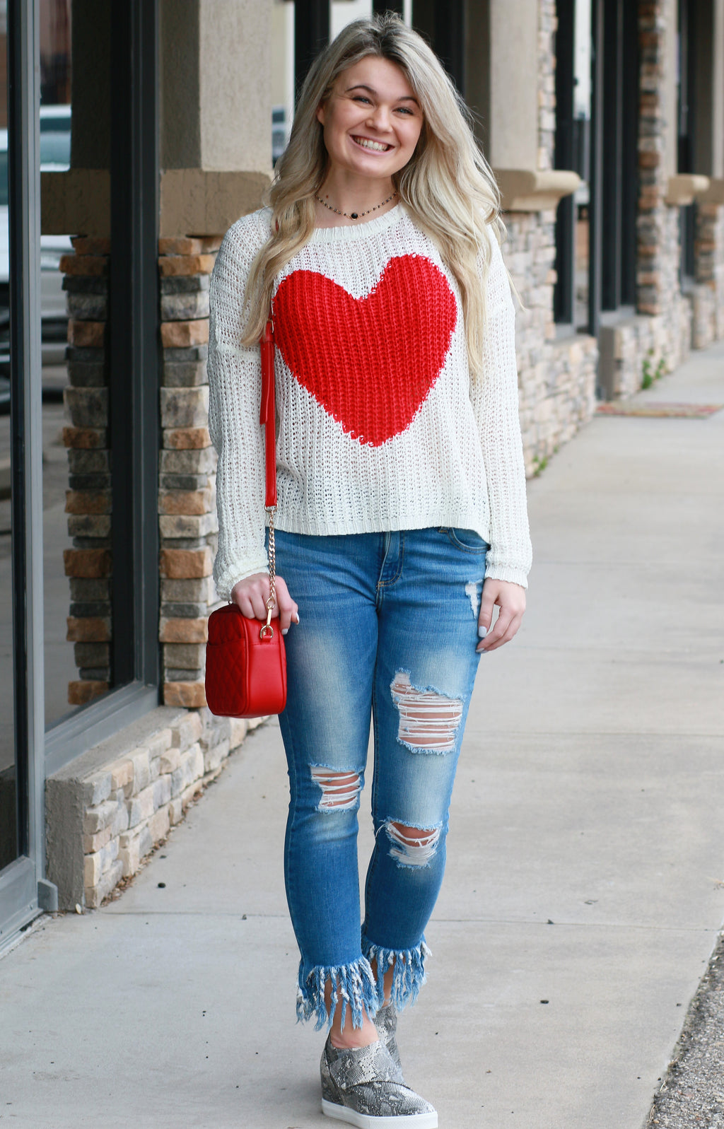 Be My Galentine Sweater
