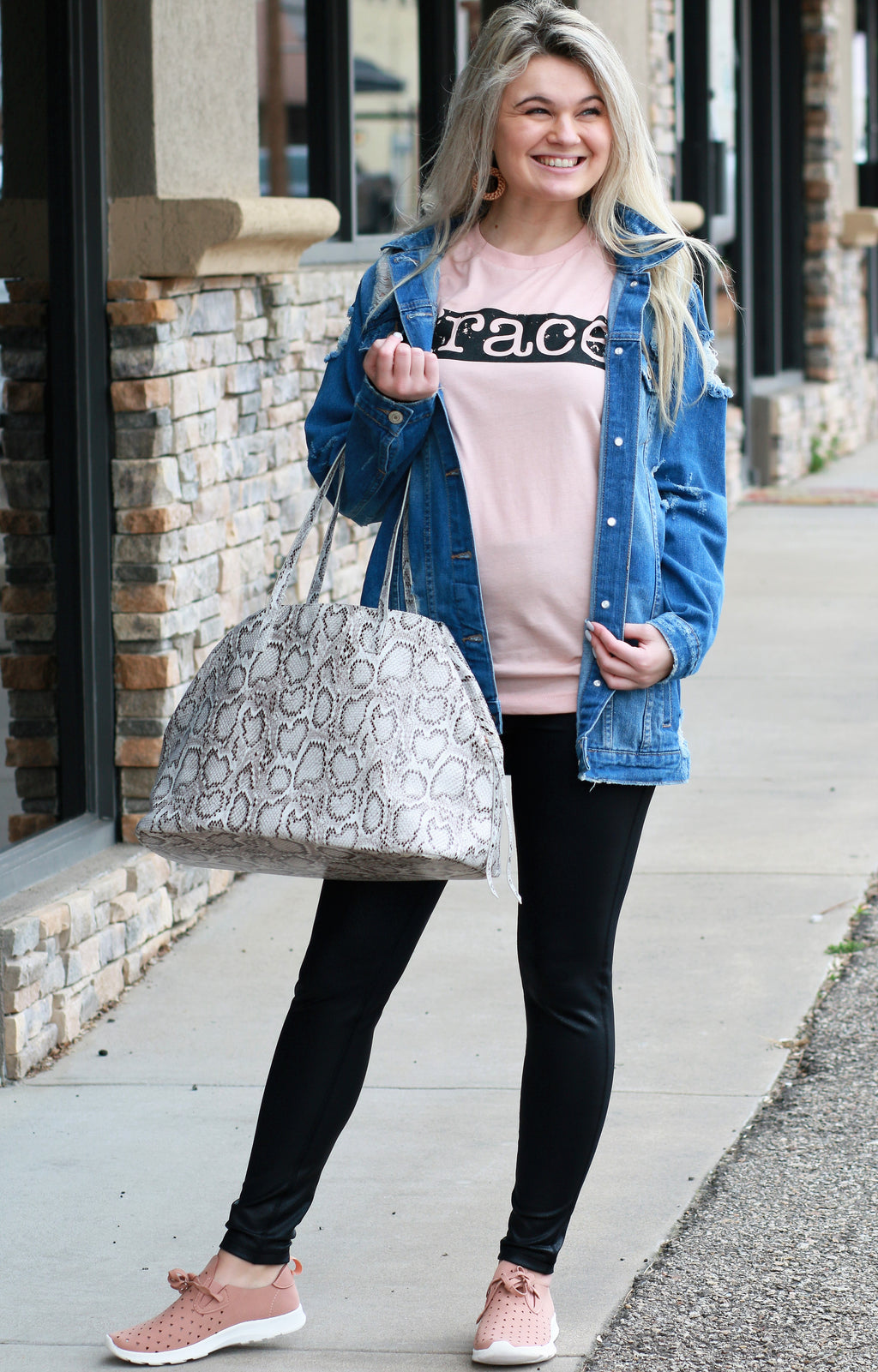 Naturally Trendy Tote
