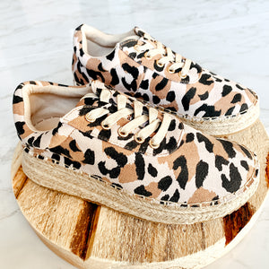 Rushing To Rio Espadrille Sneakers