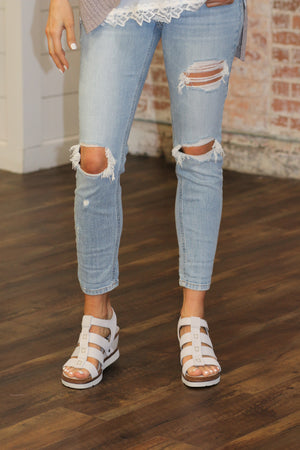 Sasha Low Rise Relaxed Skinny