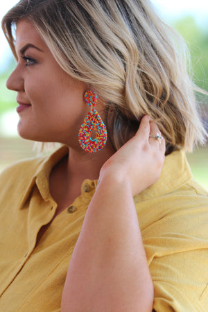 Margarita Meet Up Earring