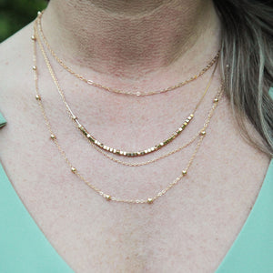 Crushing It Layered Necklace