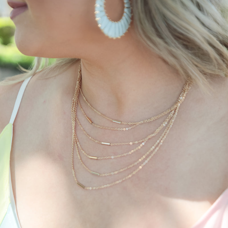 First Class Layered Necklace
