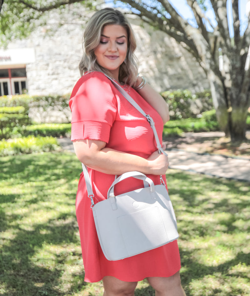 Spring Social Purse 2-in-1