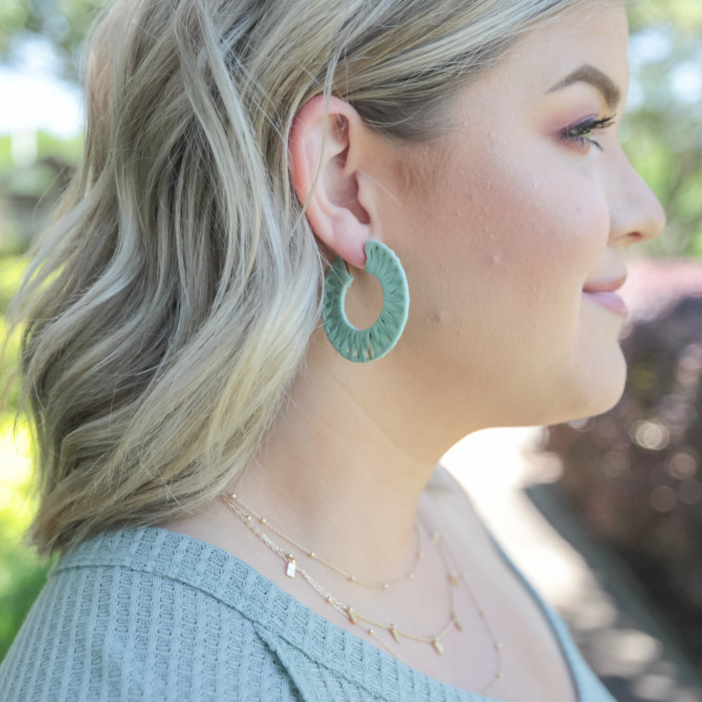 Spring Ready Earrings