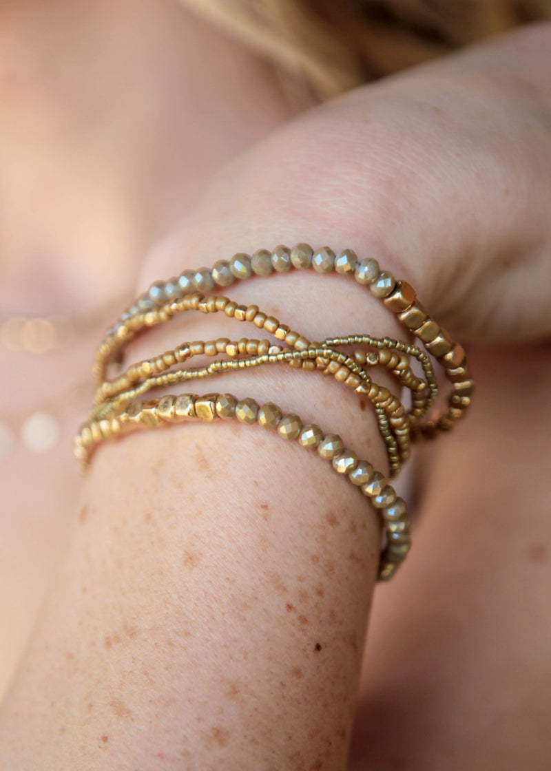 Perfect Touch Bracelet Stack