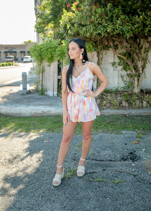 Sunshine Season Romper