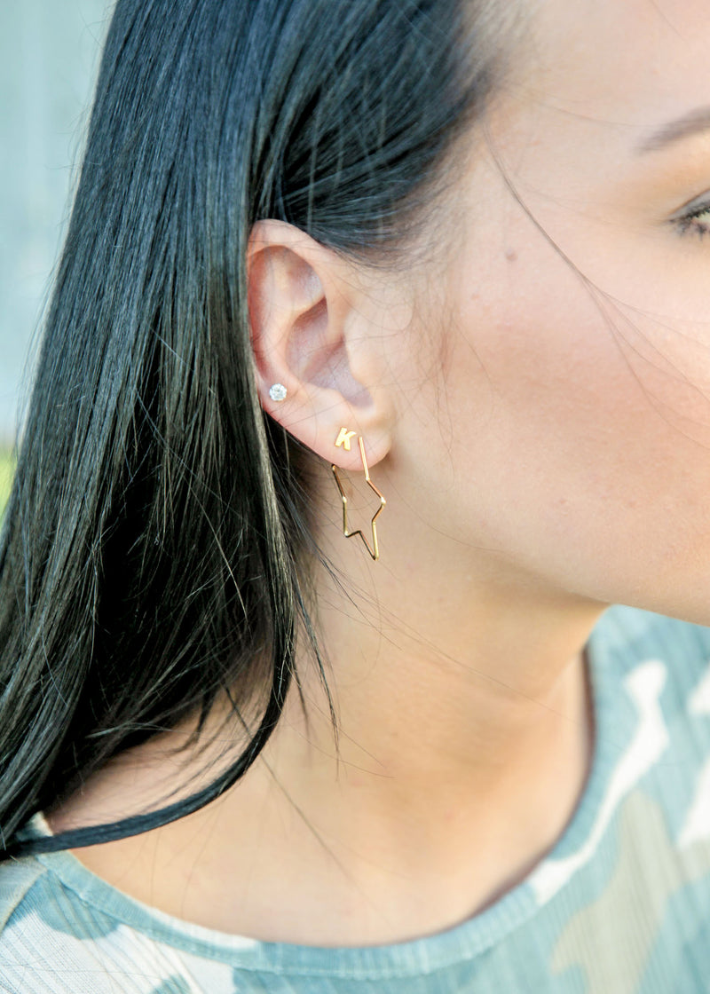 Trace Your Steps Earrings