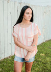 Striped Delight Top