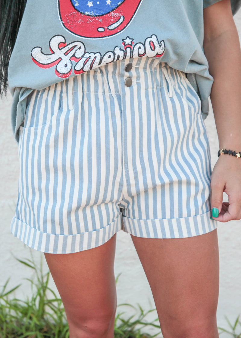 Coastline Crush Shorts