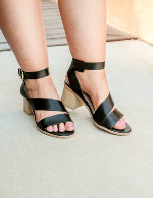 You're My Type Heeled Sandals