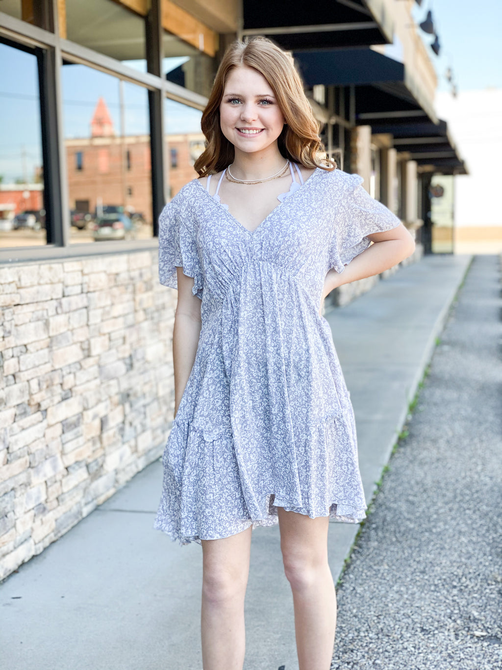 Coastal Cruisin' Dress