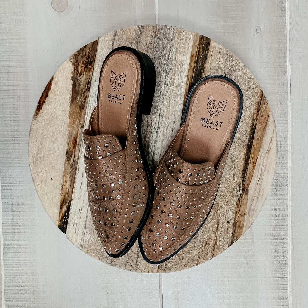 Stud You Up Loafers