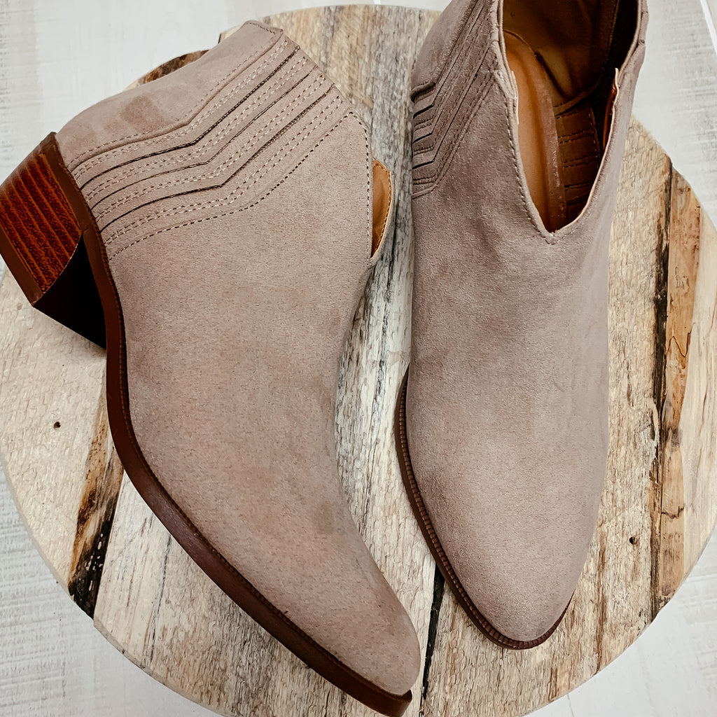 Monumental Moves Booties