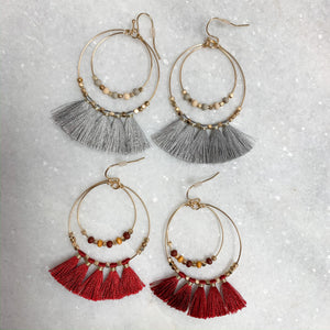 Around The Way Earrings