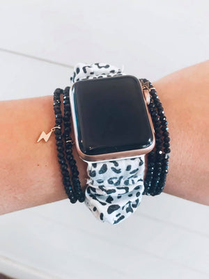 Scrunchie Watch Band