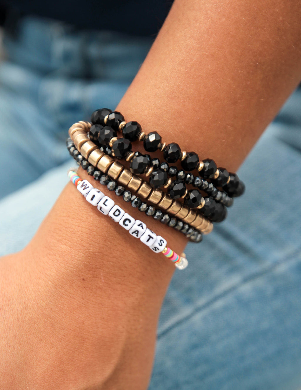 Costa Kisses 5 pc. Bracelet Set