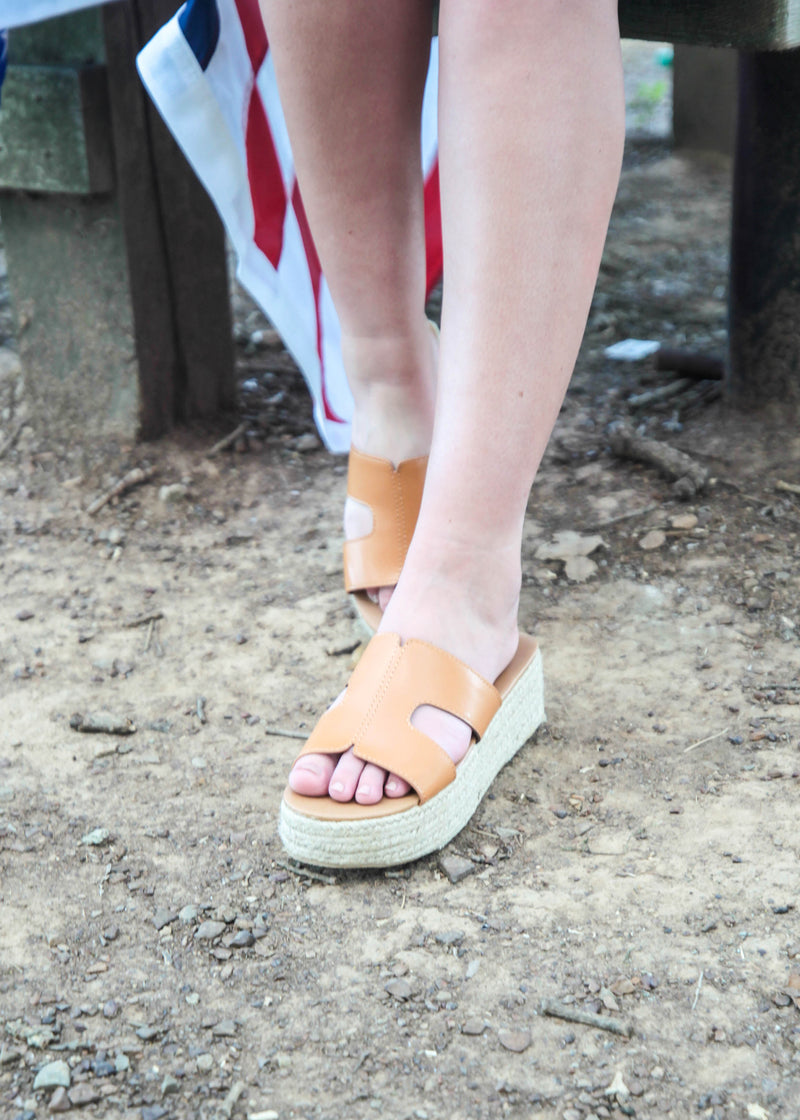 Beachy & Breezy Sandals