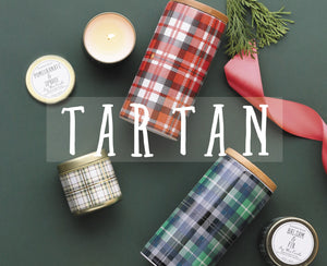 Paddywax Tartan Collection 9 OZ