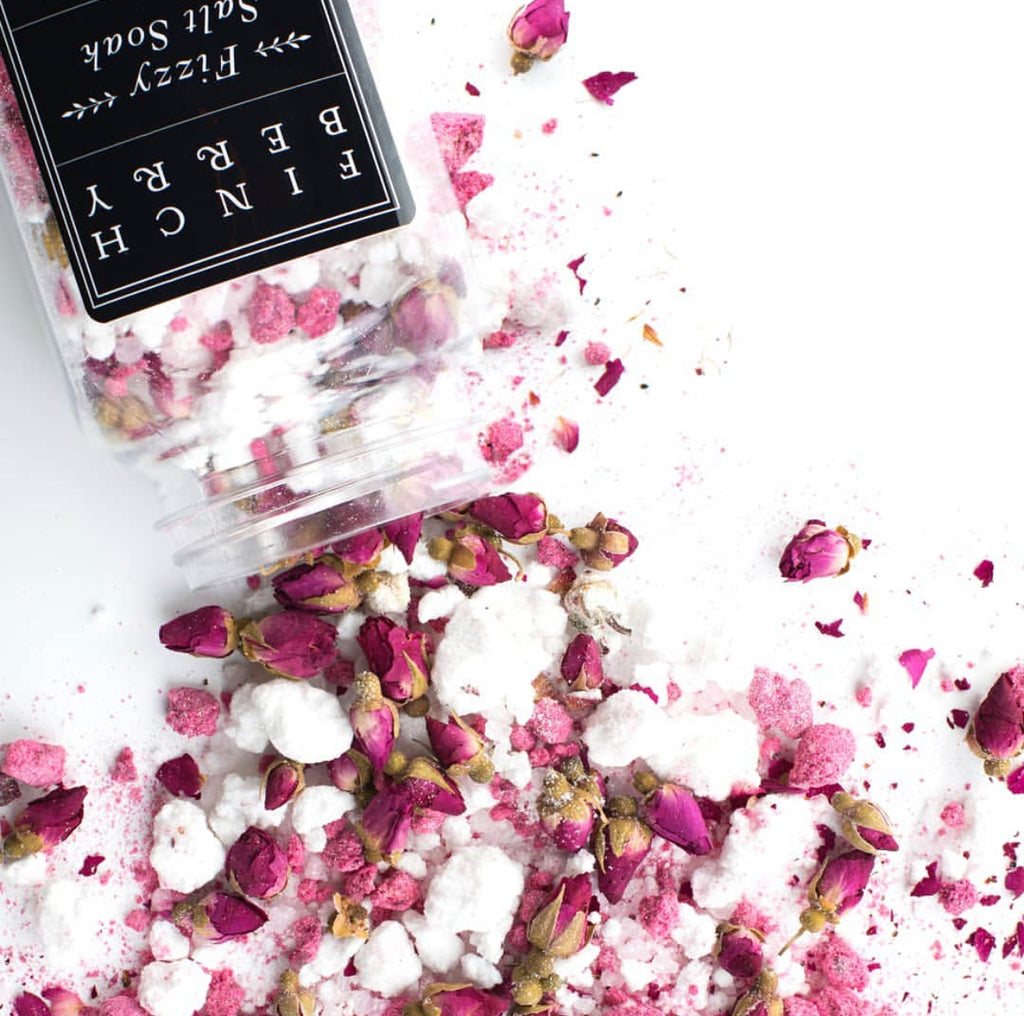 Finchberry Fizzy Bath Salt Soak