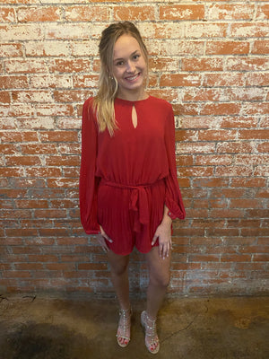 Nights On Broadway Romper