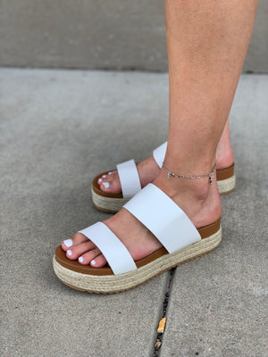 The Aiden Platform Sandal