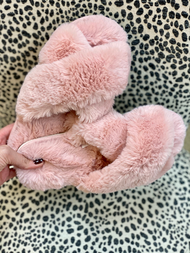 Dreamy Babe Slippers
