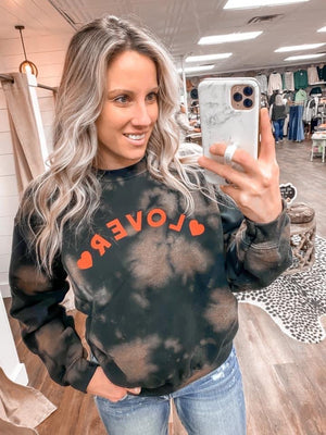 Lover Heart Sweatshirt