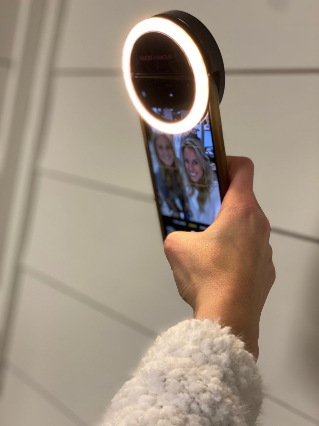 Almost Famous Selfie Ring Light
