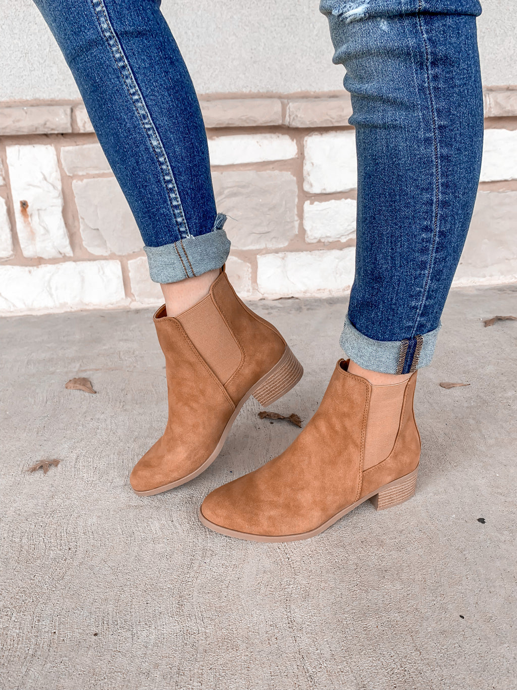 Stepping Into Fall Booties