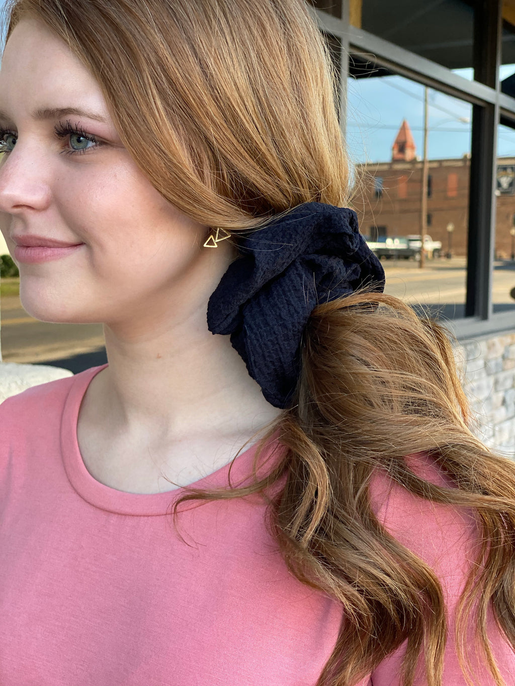 Oversized Scrunchie