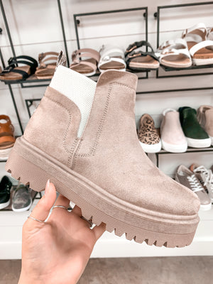 Endless Options Bootie