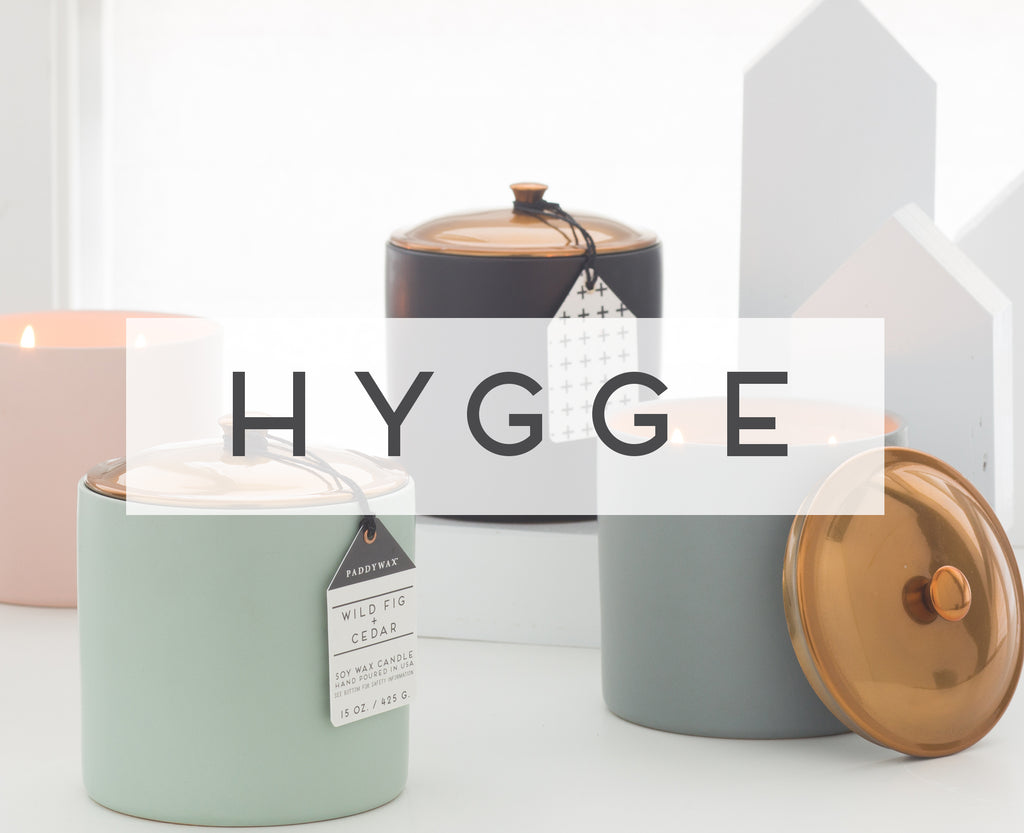 Hygge Paddywax Candle