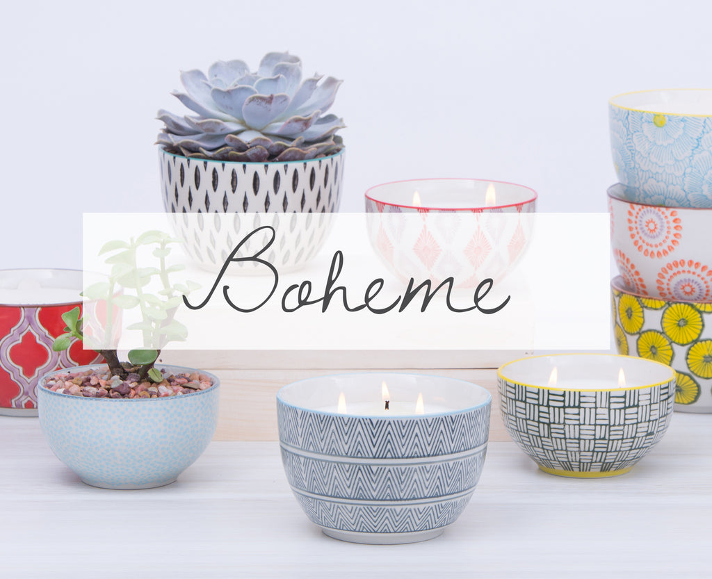 Paddywax Boheme Collection 7 OZ