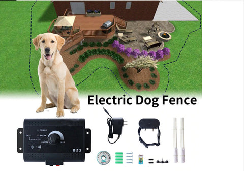 Gps Wireless Electric dog fence