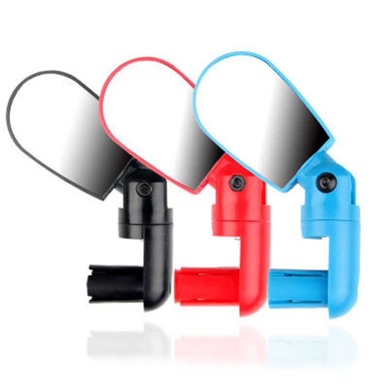 Bicycle Rear View Mirror for Handlebars
