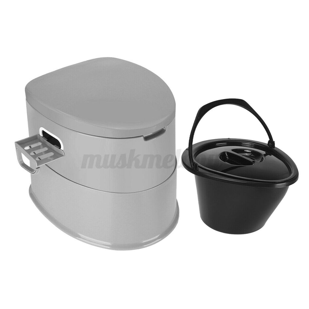 Portable Toilet Travel Camping Commode Potty Outdoor Pregnant Movable Toilet