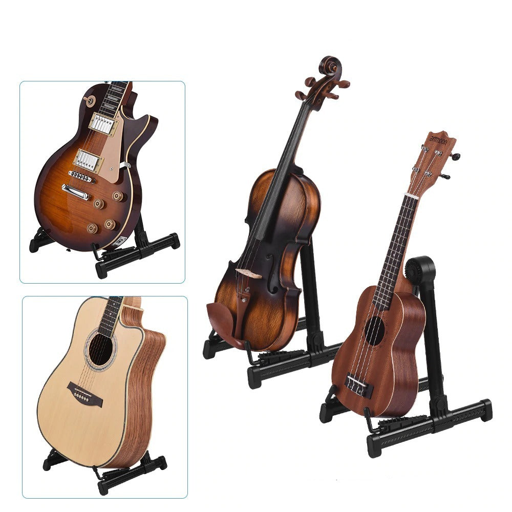 Universal Professional Electric Guitar Stand Rack Holder