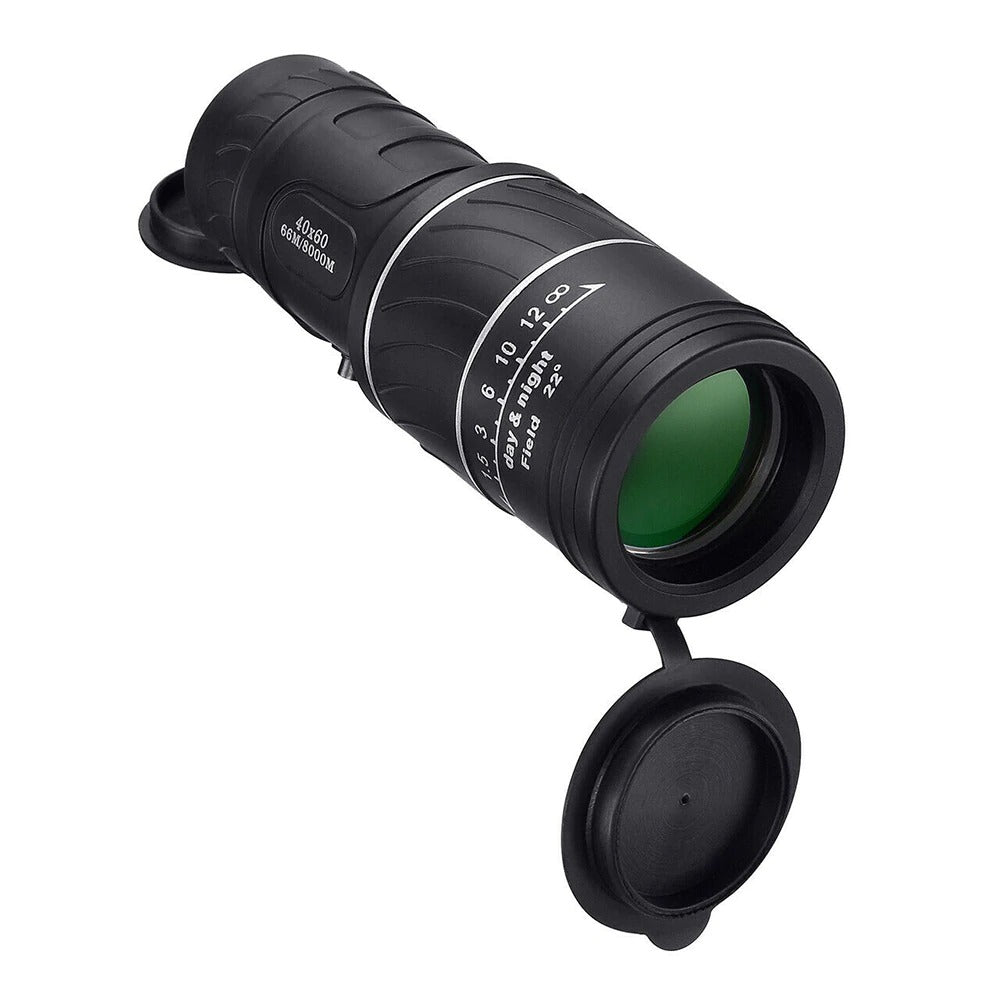 40x60 HD Monocular Telescope Outdoor Sports