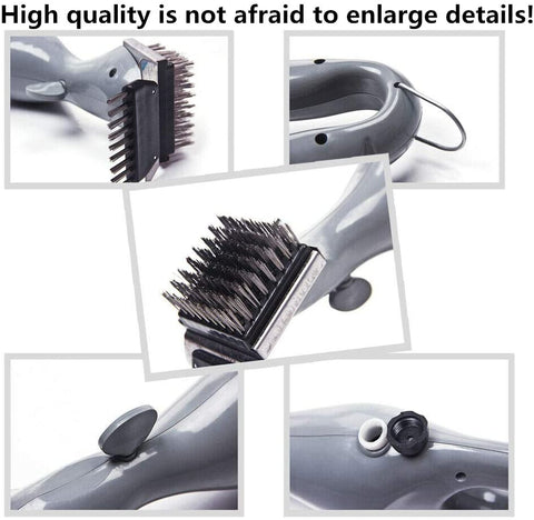 Grill Cleaning Brush - Steam Brush