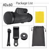 Image of Hiking Monocular Digital Binocular Lens Camera HD
